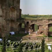 Schloss Rheinfels Wellnessambiente
