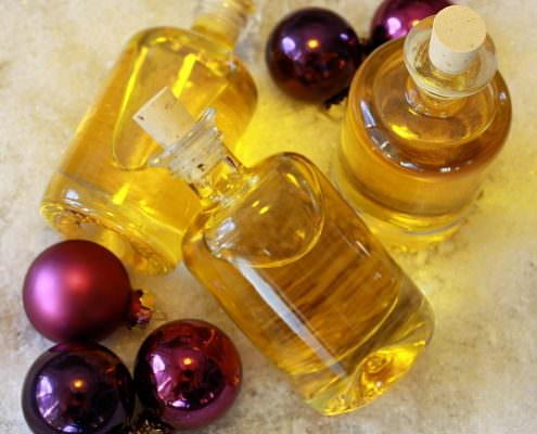 Vita-Beauty weihnachtliches Body Oil