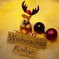 Weihnachts Rallye Elch