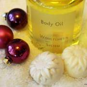 Vita-Beauty Body Oil und Body Praline