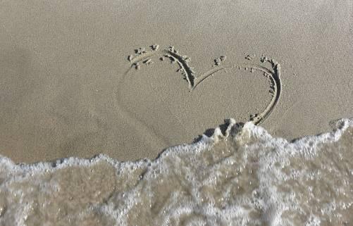 WellSpa-Portal Herz im Meer