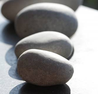 Hot Stone Wellnessbehandlung