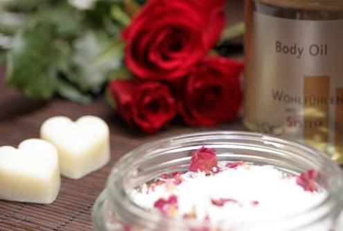 Vita-Beauty Body Oil Salz Peeling