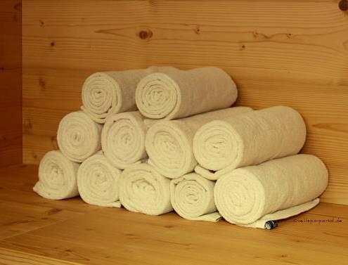 WellSpa-Portal Handtuch Wellness