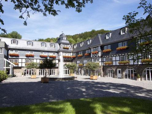 Wellness im Sauerland, genauer gesagt im Hotel Deimann