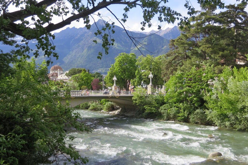 Genussreisetipps Südtirol Meran