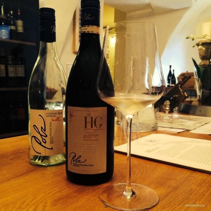 Weinprobe der bsonderen Art auf Gut Pössnitzberg