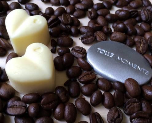 Kaffee uns seine Wirkung auf die Haut