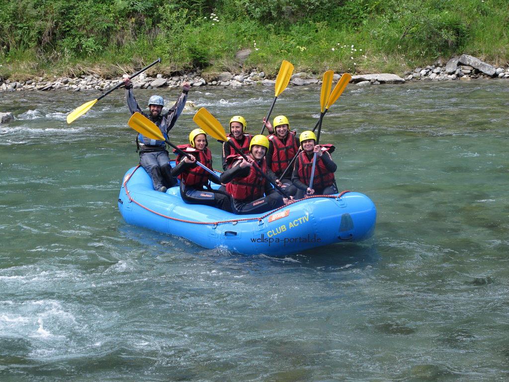 Genussreisetipps Rafting oder doch eher Adrenalinwellness?