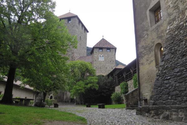Namensgeber einer ganzen Genussregion - Schloss Tirol