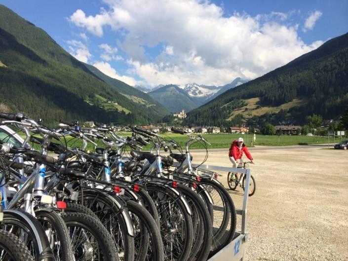 Radtour Ahrntal