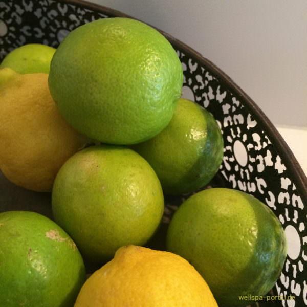 Fit Food Limette Zitrone