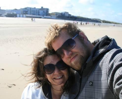 Reiseblogger auf Wellness-Tour