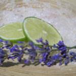 WellSpa Badesalz Lavendel Limette