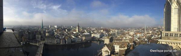 Ausblick Zürich