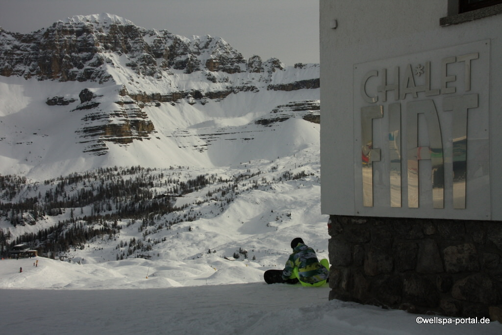 Dolomiten Trentino Madonna di Campiglio Spinale