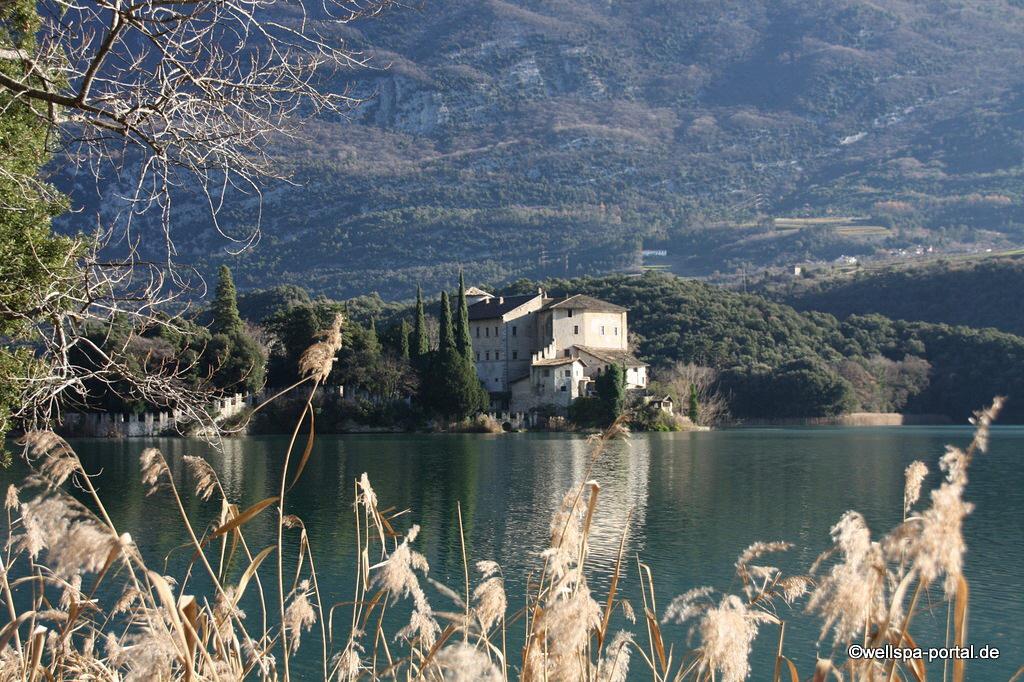 Genussreisetipps Trentino Lago Toblino Castello
