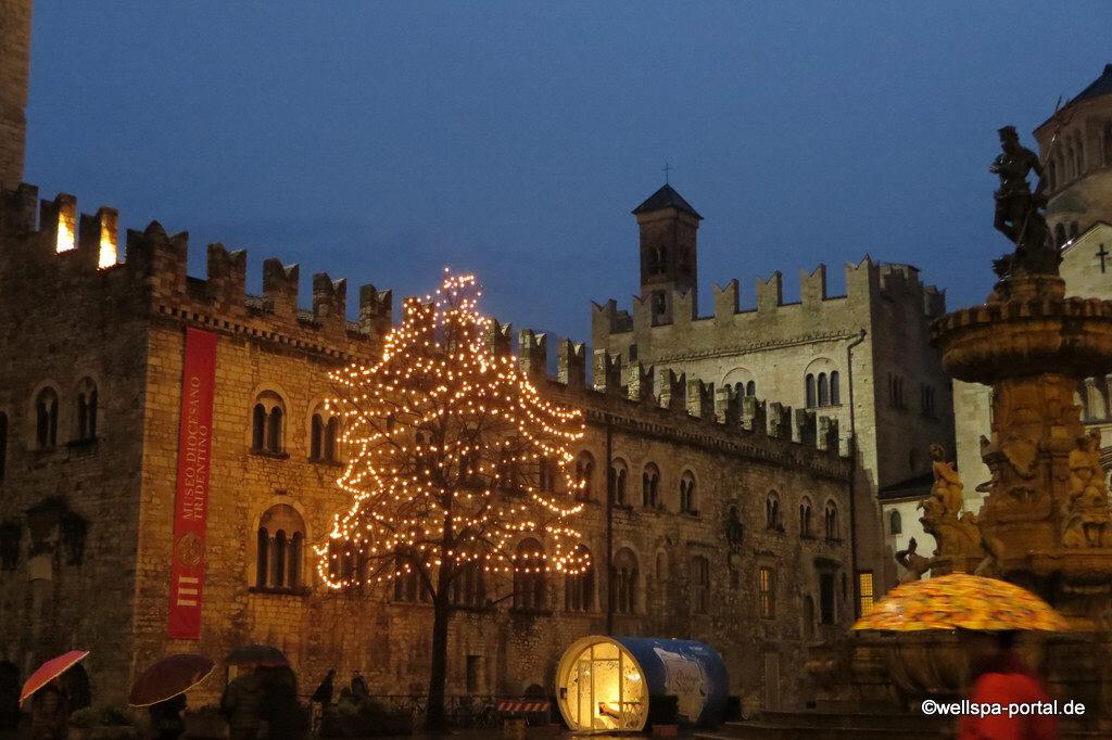 Genussreisetipps Trento Weihnachten