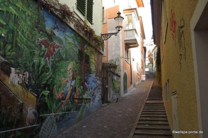 Street Art Zürich