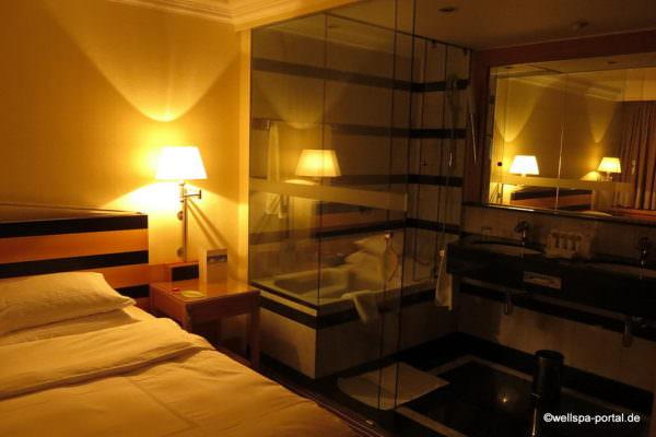 Swissôtel Zürich Schlafzimmer