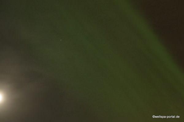 Polarlichter Finnland Lappland