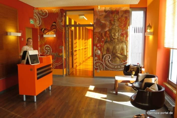 Beauty Bereich Wellnesshotel Resort Mark Brandenburg