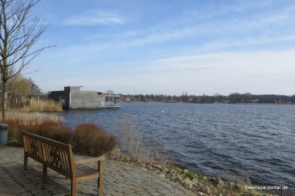 Seesauna Fontane Therme Ruppinersee