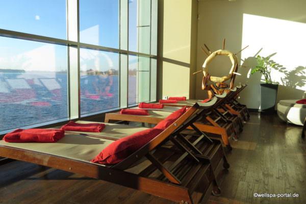 Ruheraum Wellnesshotel Resort Mark Brandenburg