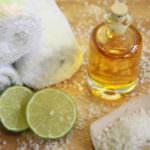 WellSpa-Portal Body Oil Peeling pure Green