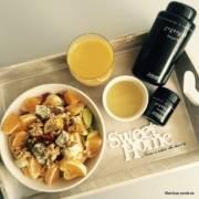 Detox Moringa Frühstück Tee