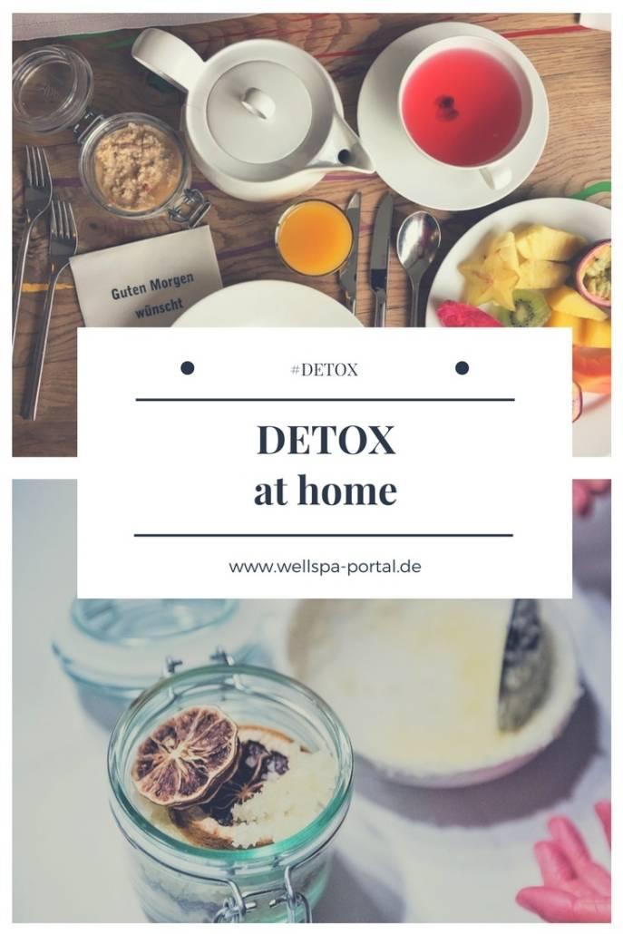 Detox at home. Wirkungsvolle Tipss, wertvolle Tricks und DIY Ideen rund um das Thema Detox zuhause. Wellness, Beauty und Gesundheit. #Detox #DigitalDetox #Tipps #Ideen #Rezepte #Hautpflege #Wellness