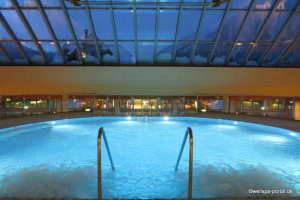 """Pool Detox G´sund&Natur Hotel """"Die Wasnerin"""""""