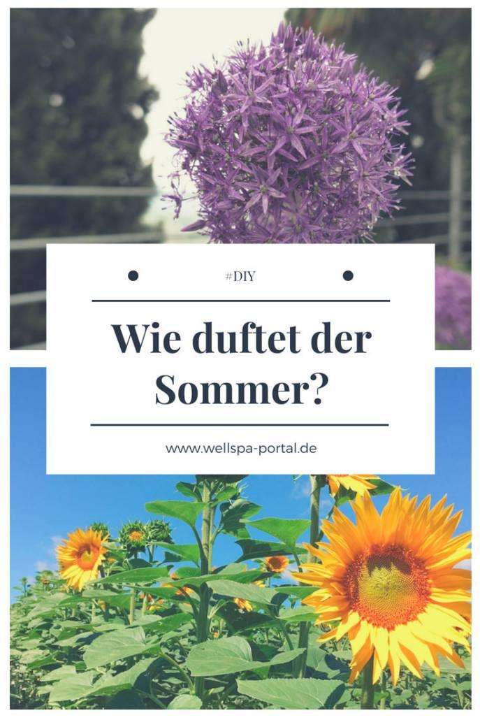 DIY Ideen und Rezepte für #Wellness und #Beauty mit der Frage: Wie duftet #Sommer? #Rezepte #DIY #Peeling #Wellness #Spa #Selbstgemacht