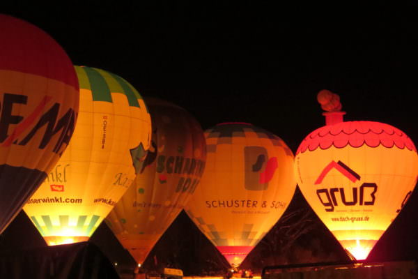 Winterwellness Ballooning