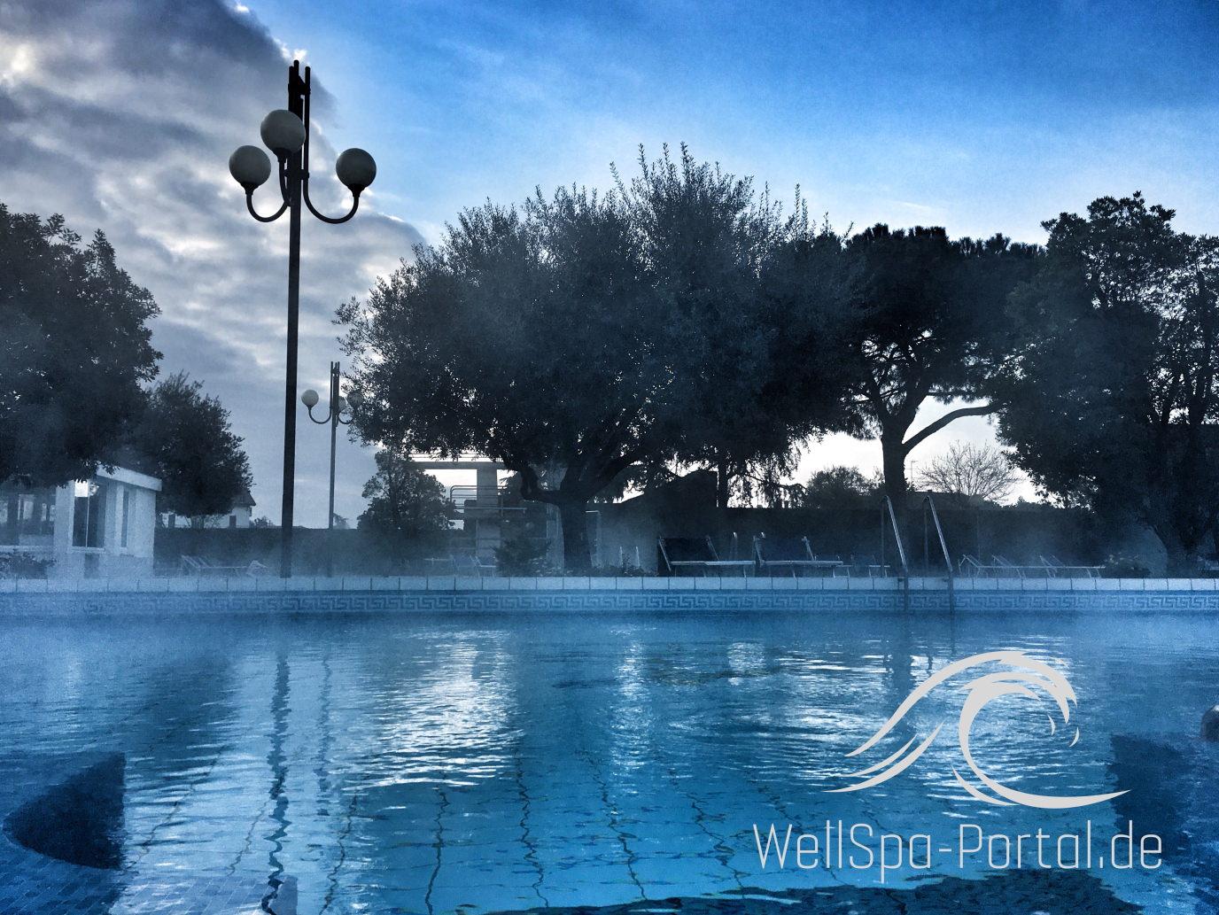Hotel Terme Antoniano Montegrotto Italien