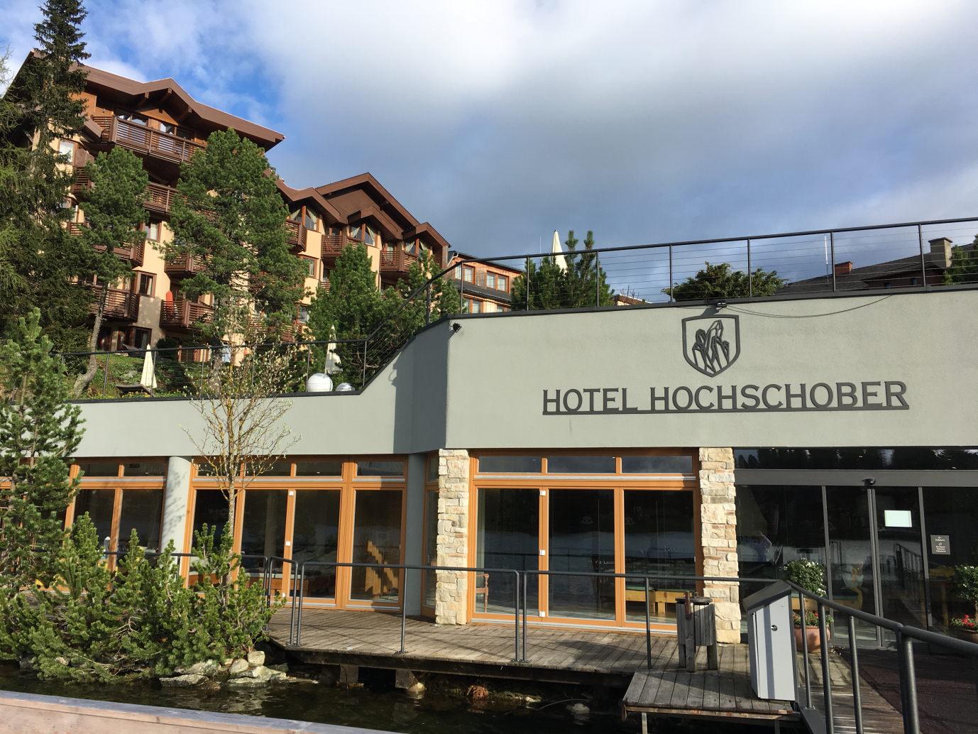 Hotel Hochschober TurracherHöhe