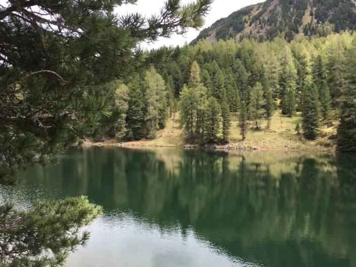 Grünsee auf der Turracherhöhe