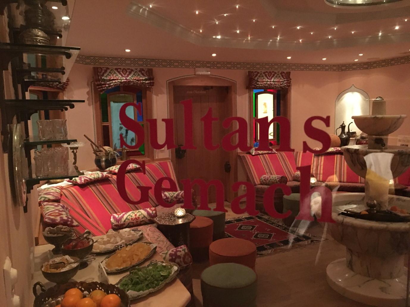 Hamam in Sultans Reich