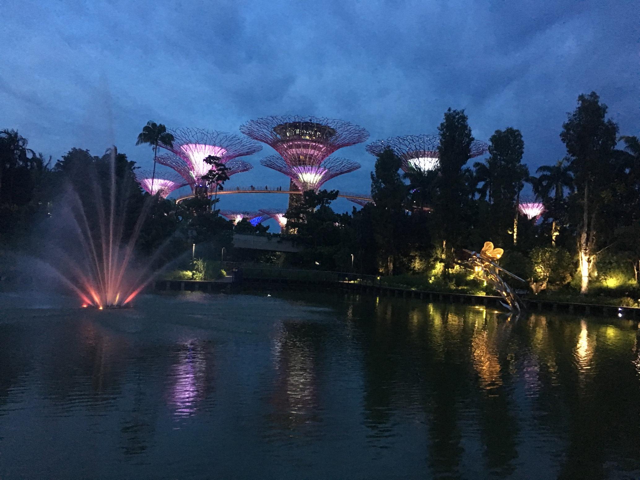 Gardens of the Bay Singapore