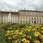 Lustwandeln im Schloss Oberschleißheim