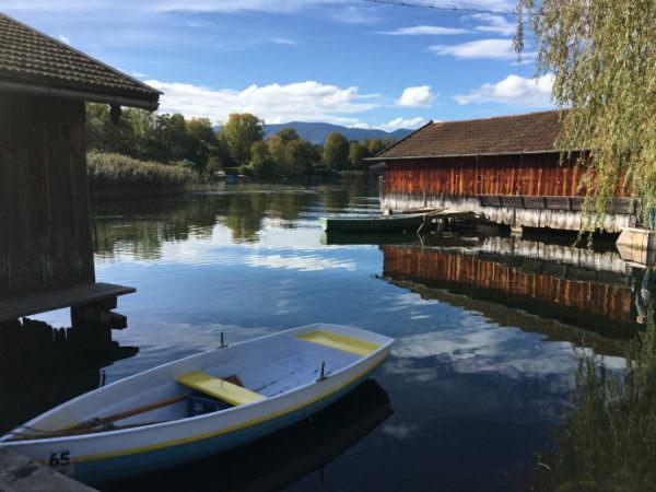 Blaues Land Murnau Staffelsee Bayern