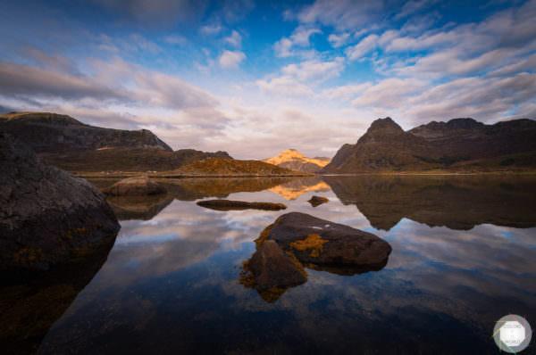 Purer Wellness-Genuss auf den Lofoten ©colorsoftheworld