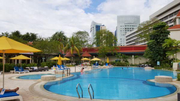 Hotel Jen Singapur