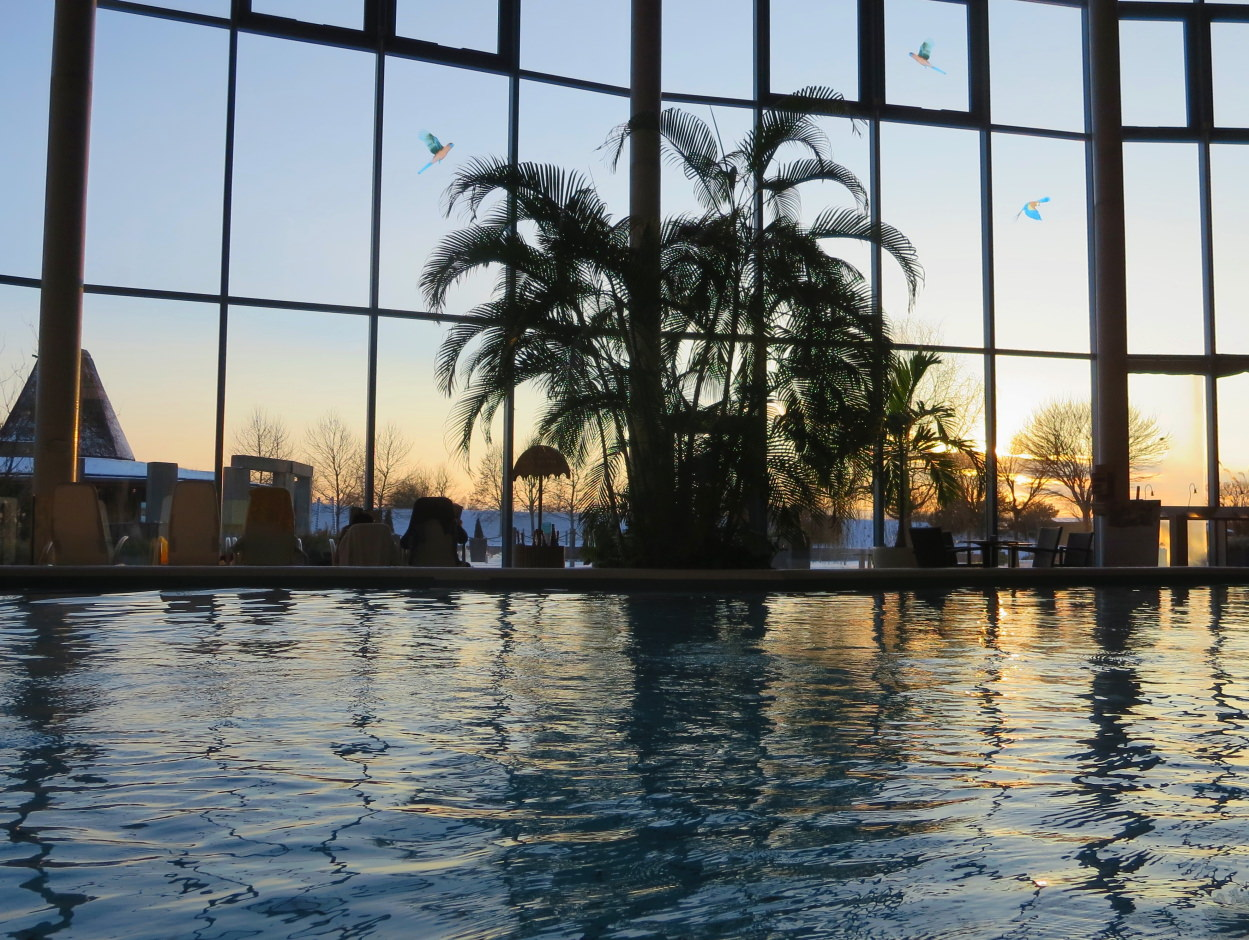 Day Spa in der Therme Erding im Thermencheck