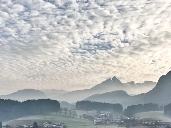 Detox Das Sieben Bergpanorama