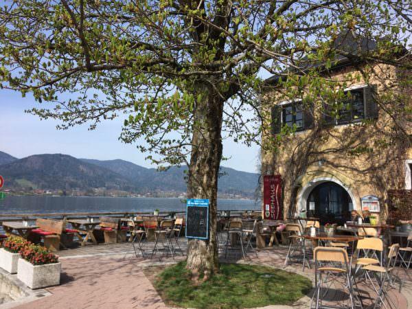 Frühstück Tegernsee Seenliebe Bayern Seehaus