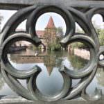 Ausblick auf Nürnberg mal anders - sinnlich
