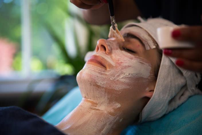 Day Spa at home Welmoa Facial Treatment Kosmetik