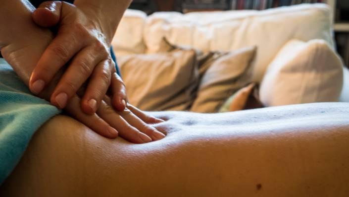 Day Spa at home Welmoa Massage Rücken