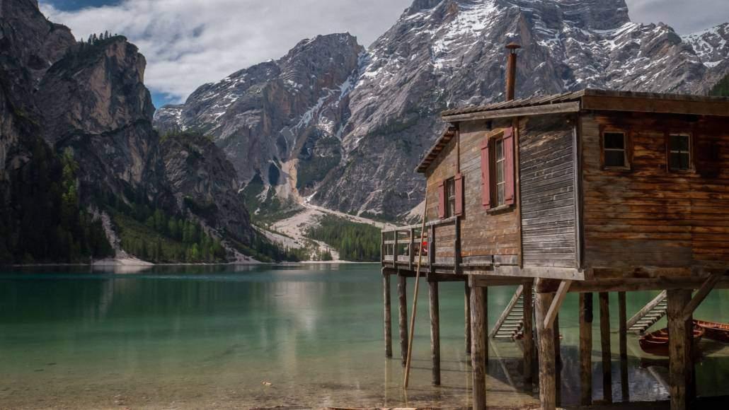 11 schönste Bergseen der Alpen für Auszeitgeniesser